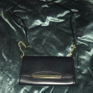 Handbags - Black Target Crossbody Purse